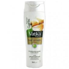 Шампунь с чесноком (Vatika) - против выпадения волос, 200 мл