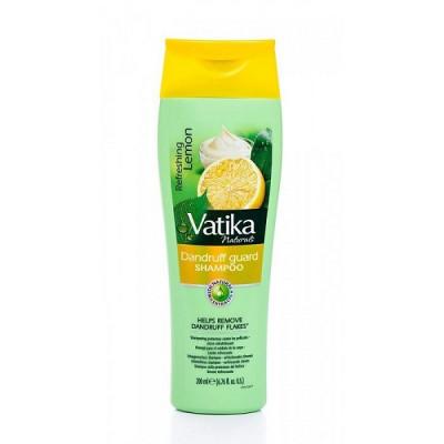 Шампунь с лимоном - против перхоти (Vatika), 200 мл