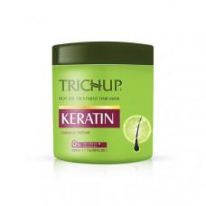 Бальзам-маска для волос Тричуп с кератином - восстановление (Trichup Keratin), 500 мл