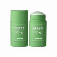 Маска-стик с экстрактом зеленого чая против черных точек и акне Ibcccndc, 40 гр.