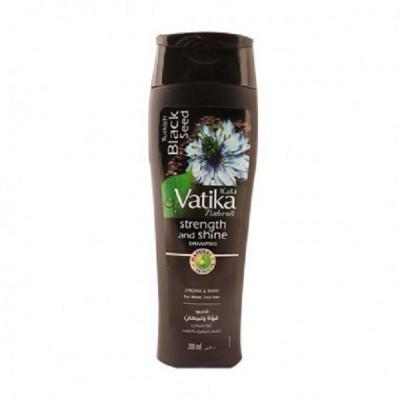 Шампунь с чёрным тмином (Vatika) - для роста волос, 200 мл