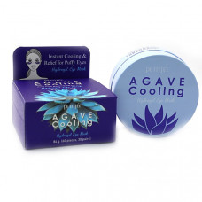Охлаждающие патчи с экстрактом агавы Petitfee Agave Cooling Hydrogel Eye Patch, 60 шт.