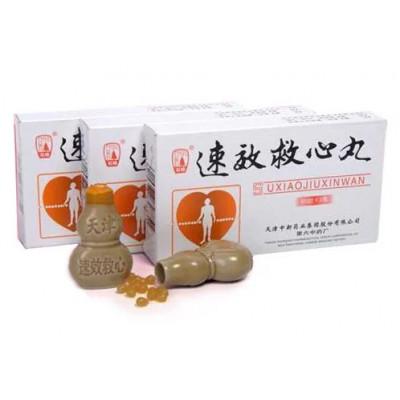 Таблетки Сусяоцзюсивань — скорая помощь сердцу (Suxiaojiuxinwan)