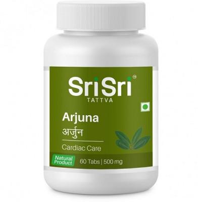 Арджуна Шри Шри - сердечный тоник  (Arjuna Sri Sri), 60 табл