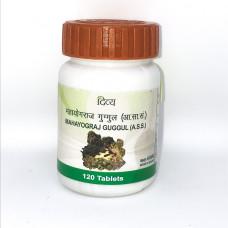 Махайогарадж гуггул - укрепление костей Mahayograj guggul, 60 таб.