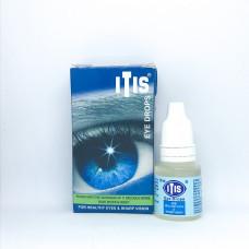 Капли от перенапряжения глаз - Итис ( ITIS), 10 мл