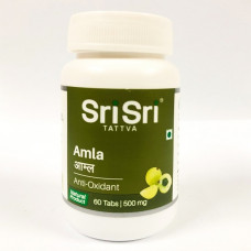 Амла Шри Шри - оздоровление и омоложение организма ( Amla Sri Sri), 60 табл