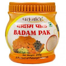Чаванпраш сухой с миндалем Бадам Пак Патанджали (BADAM PAK PATANJALI), 250 гр