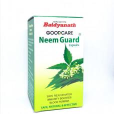 Ним Гард Гудкеа - очищение кожи и крови, (Neem Sri Sri), 60 табл