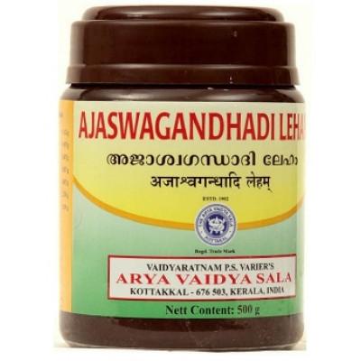 Ашвагандха Лехам - восстановление организма, Ashwagandhaadi Lehyam, 500 гр