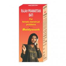 РАДЖА ПРАВАРТАНИ БАТИ - для женского здоровья, Байдьянатх (Baidyanath RAJAH PRAWARTANI BATI), 30 таб.