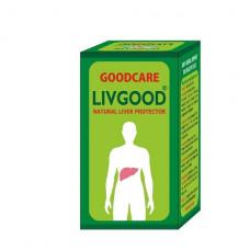 Здоровая печень-Ливгуд Байдьянатх (Livgood Baidyanath), 60 капсул