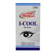 Глазные капли Ай-кул (I-COOL, Shri Ganga) Индия, 10 мл