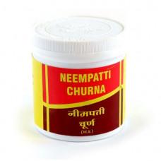 Нимпатти чурна при кожных заболеваниях (Neempatti Churna Vyas), 100г