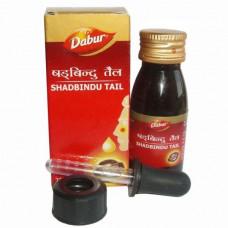 Шадбинду Таил капли в нос (Shadbindu tail Dabur), 50мл