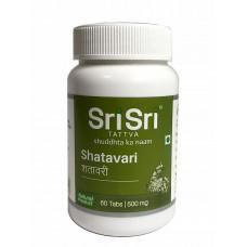 Шатавари для женского здоровья (Shatavari Sri Sri Tattva Shatavari), 60 табл.