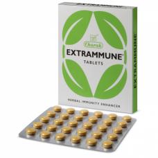 """ЭКСТРАММУН"" укрепление иммунитета, EXTRAMMUNE Herbal Immunity Enhancer Charak, 30 таб."
