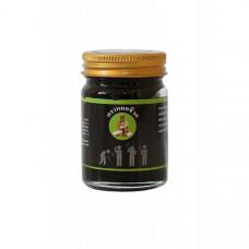 Тайский черный бальзам (Beelle Mho Shee Woke Black Balm), 50 гр.