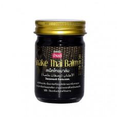 Тайский черный бальзам с ядом Кобры (Banna), 50 гр