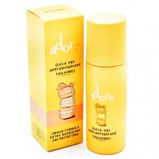 Шариковый дезодорант-антиперспирант 24 часа (TAILAIMEI JADOR QUICK DRY) Люкс уход , 75 мл