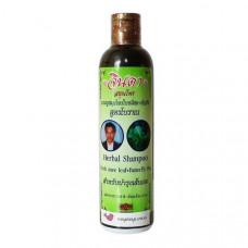 Лечебный травяной шампунь от выпадения волос (Jinda Herb), 250мл.