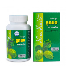 "Тайские капсулы ""Нони"" мультивитаминный комплекс для иммунитета (Noni), 100 капсул"