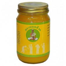 Тайский желтый бальзам (MHO SHEE WOKE), 50 гр.