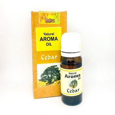 «Кедр» 100% эфирное масло Shri Chakra (10 мл)