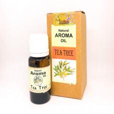 «Чайное дерево» 100% эфирное масло Shri Chakra (10 мл)