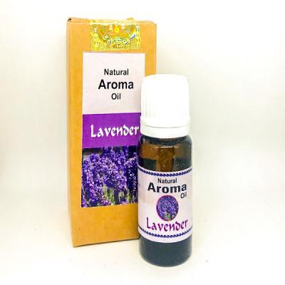 Аромамасло «Лаванда» Natural Aroma Oil (10 мл)