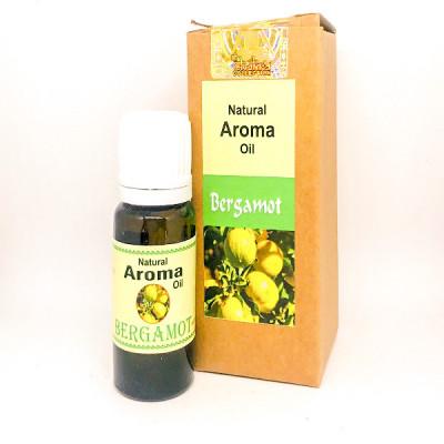 «Бергамот» 100% эфирное масло Shri Chakra (10 мл)