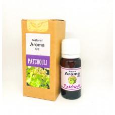 Эфирное масло «Пачули» Natural Aroma Oil Patchouli (10 мл)