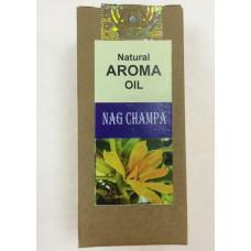 "Эфирное масло ""Наг Чампа"" Natural Aroma Oil Nag Champa (10 мл)"