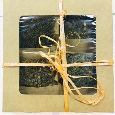 Подарочный набор чая (ассорти) ( 4х50 г)