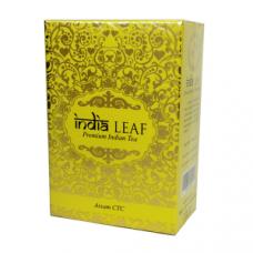 Чай черный гранулированный Ассам СТС ( Assam СТС ) INDIA LEAF 100 г