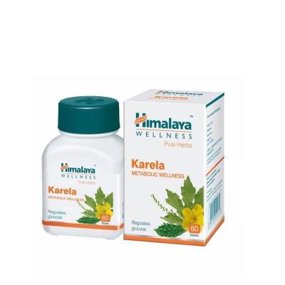 Карела Хималая — для поддержания сахара в крови, ( Karela Himalaya) 60 таб.