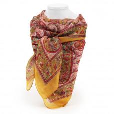 Индийский платок шелк 100%