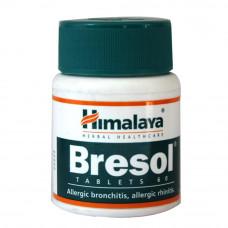 Бресол Хималая - от аллергического ринита, бронхита (BRESOL Himalaya) 60 таб.