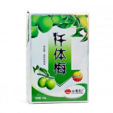 Китайская зеленая слива для похудения