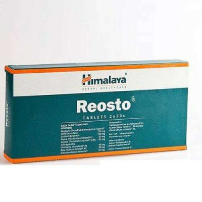 Реосто (Reosto)-укрепления костной ткани, использующийся при переломах и остеопорозе 60кап