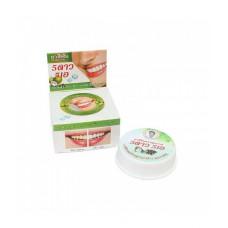 Тайская травяная отбеливающая зубная паста 5star «Кокос»