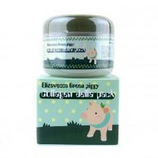 Высококонцентрированная коллагеновая маска Elizavecca  Green Piggy Collagen Jella Pack, 100 мл