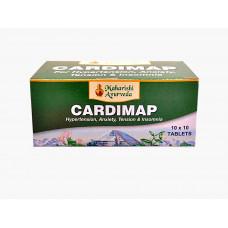 Кардимап от высокого давления (Cardimap) Maharishi Ayurveda, 100 таб.