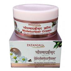 Крем-Увлажнитель с Маслом Ши Патанджали-Moisturizer Cream Patanjali 50 g