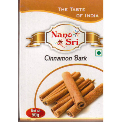 Корица палочки 50 гр. / Cinnamon Bark 50g.
