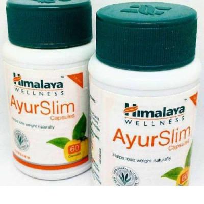 Аюрслим (AyurSlim Himalaya ) 60 капсул
