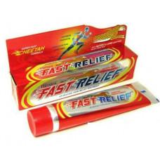 Болеутоляющее Средство Мазь (Fast Relief)- при невралгии, миалгии, артралгии, ишиасе, люмбаго.
