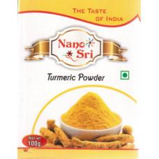 Куркума Молотая 100 гр. / Turmeric Powder 100g.