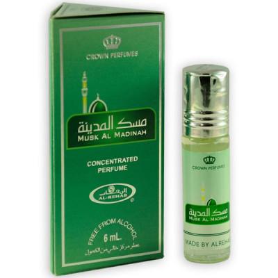 Арабские Масляные духи Musk Al Madinah (6 ml)