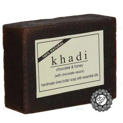 Натуральное мыло Шоколад-Мед, 100 г